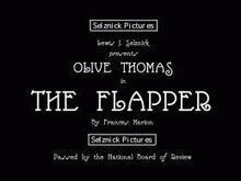 Filmschatten: The Flapper (1920) | FADS of the 1920's | Scoop.it