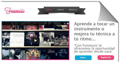 Funmusic sigue creciendo con nuevas propuestas en formación musical | Las TIC y la Educación | Scoop.it
