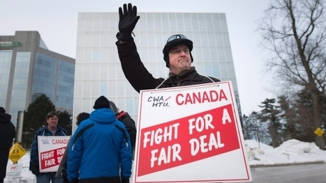 Chronicle Herald refuses to return to bargaining table: striking union | NovaScotia News | Scoop.it