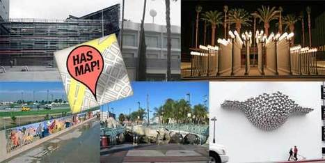 The Summer Guide to Finding Public Art All Over Los Angeles | Around Los Angeles | Scoop.it