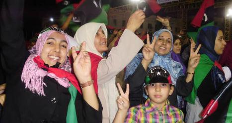 Las mujeres reclaman su papel en la nueva Libia | Noticia | Cadena SER | Comunicando en igualdad | Scoop.it