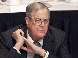 The Koch Influence | The Nation | Stop David Koch Campaign | Scoop.it