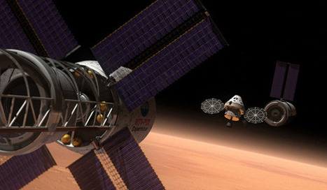 NASA Deep-Space Missions Take Aim at Mars | Space matters | Scoop.it