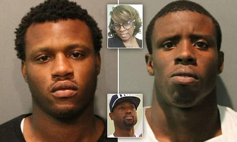 Two brothers on parole charged with shooting Dwyane Wade's cousin dead | Criminal Justice in America | Scoop.it