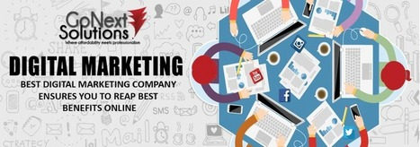 Best Digital Marketing Company Ensures You To Reap Best Benefits Online | Web Design, Website Development & Digital Marketing Company | Scoop.it