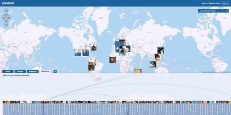 Placebook : Localisez vos amis Facebook en temps réel ! | cloclo87620 | Scoop.it