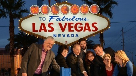 "Iconic ""Welcome to Vegas"" sign now powered by the sun 