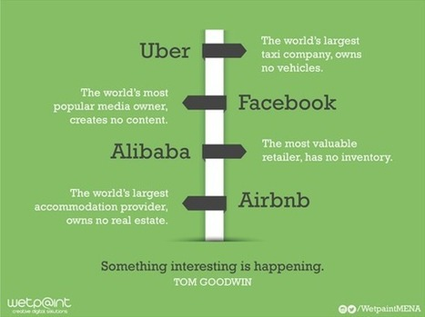 The Uberization of Banking   Digital Marketing   Scoop.it