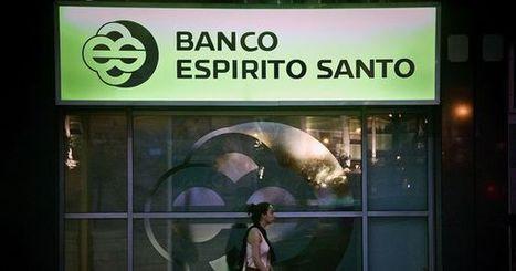 Le Portugal va recapitaliser la banque Banco Espirito Santo | International | Scoop.it
