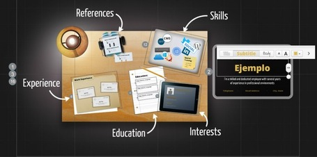 Prezi te ayuda a crear tu CV rápidamente | Educacion en la era Digital | Scoop.it