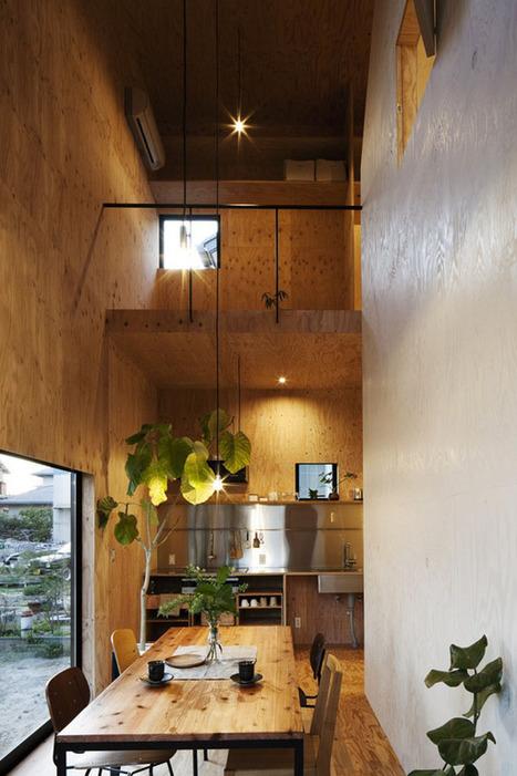全木造簡約溫馨住宅 - mA-style Architects on KAIAK.TW   城市美學的新態度   建築   Scoop.it