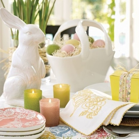 Easter Table Decorations for a Memorable Holiday Home | Party Ideas | Scoop.it