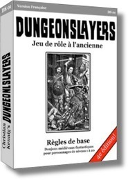 jeepeeonline le blog: Dungeonslayers 4 en français | Jeux de Rôle | Scoop.it