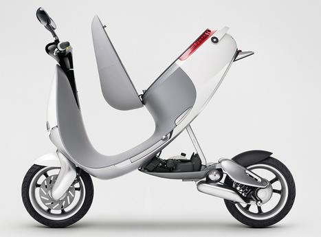 GoGoro, le scooter électrique sans recharge ? | Ressources pour la Technologie au College | Scoop.it