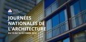 Journées Nationales de l'Architecture du 13 au 16 octobre - | Ouverture culturelle | Scoop.it