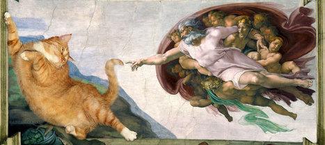 La historia del arte contada por un gato | HISTORIAS & REALIDADES | Scoop.it