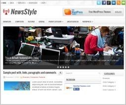 WordPress Themes - Free and Premium WordPress Themes | Free and Premium Blogger Templates | Scoop.it