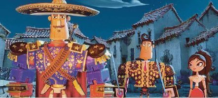 Cinema: Beautiful art-animation - New Straits Times Online | Cartoons for Kids | Scoop.it