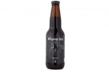 Le seigneur noir : mais où se cache l'alcool?   Catherine Schlager   Bière de la semaine   Bière de Microbrasserie Québécoise   Scoop.it