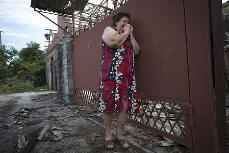 Fort Russ: Safe in Russia, a native of Lugansk looks back | Global politics | Scoop.it