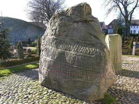 danmarkshistorien.dk :: Jelling-stenene ca. 935-985 | Jellingstenen | Scoop.it