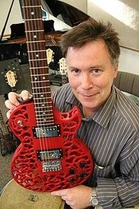 Pretty Soon, You Can 3D Print Your Own Guitar   Top CAD Experts updates   Scoop.it