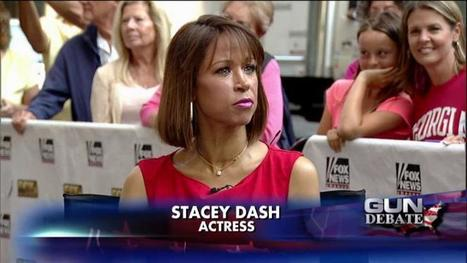 Stacey Dash Rips Hollywood 'Hypocrites' Pushing Gun Control | Criminal Justice in America | Scoop.it