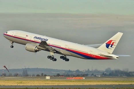 Malaysia Airlines MH370 Flight Crashed in the Southern Indian Ocean: Official News | World News | Scoop.it