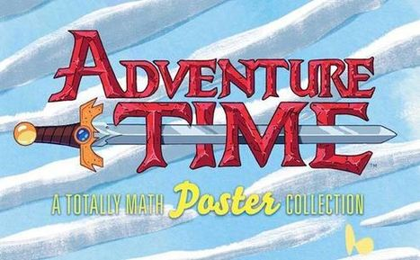 """Preview: """"Adventure Time"""" Book of Framable Art Prints   Adventure's time   Scoop.it"""