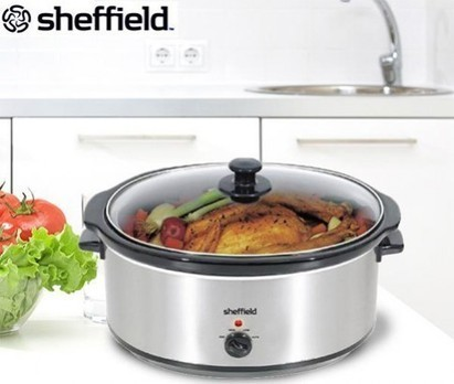 Sheffield 6L Slow Cooker | Best Deal on Gadgets & Electronics | Scoop.it