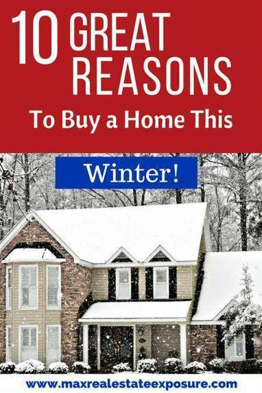 The Benefits Of Buying A Home In The Winter | Top Real Estate and Mortgage Articles | Scoop.it