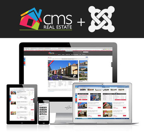 CMS Real Estate Extension for Joomla! now available | CMS & Joomla! Solutions | Web Design Portugal | Scoop.it