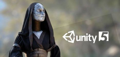 Unity officially releases its new game engine: Unity 5! Valve, Unreal, Crytek, all also making announcements! | 4D Pipeline - trends & breaking news in Visualization, Mobile, 3D, AR, VR, and CAD. | Scoop.it