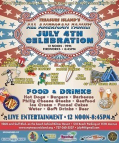 Treasure Island's All-American Family July 4th Celebration ... | clearwater | Scoop.it