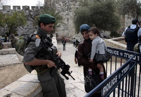 Israel refuses to renew travel documents for Jerusalemite in Canada | Palestine | Scoop.it