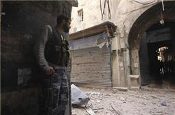 Fierce battles rage in Syria's Aleppo - Aljazeera.com | Broad Canvas | Scoop.it