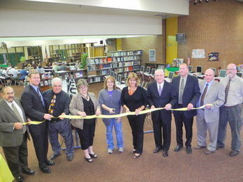 Brooke unveils library upgrades - Weirton Daily Times | School Library Advocacy | Scoop.it
