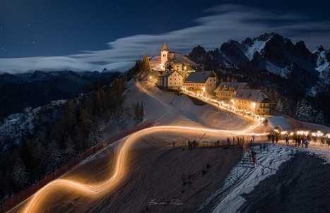 New Year's Torchway by Bruno  Pisani | Photography | Scoop.it