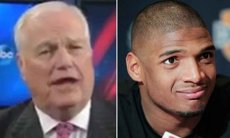 Sportscaster launches extraordinary rant against homophobia in NFL | Marginalisation | Scoop.it