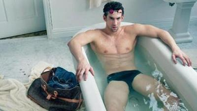 Michael Phelps' Louis Vuitton Photo Shoot Could Spell Trouble for ... | Sports Photography | Scoop.it