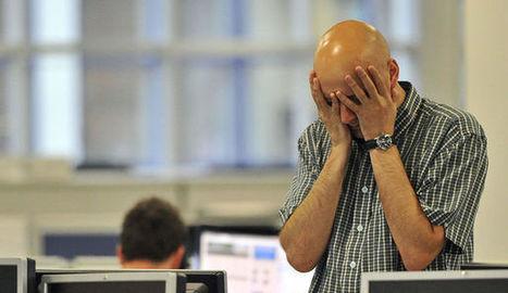 Le burn-out | Burnout et épuisement professionnel | Scoop.it