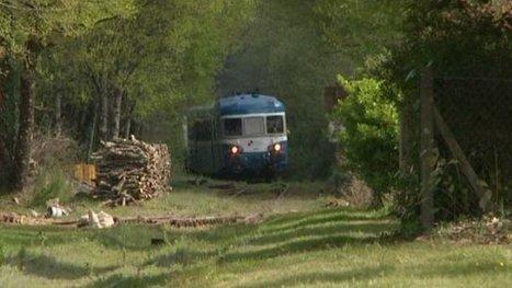 Un train touristique pour découvrir la Charente Limousine – tourisme - France 3 Poitou-Charentes | Tourisme et Communication | Scoop.it