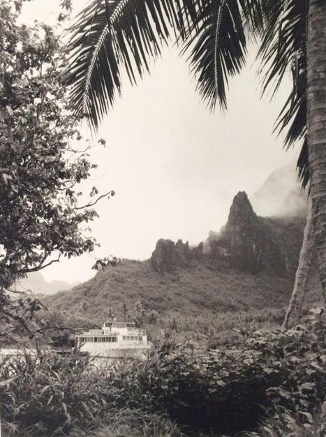 L'œuvre du photographe Jean-Claude Bosmel exposée à la galerie Winkler | Tahiti-Info | Kiosque du monde : Océanie | Scoop.it