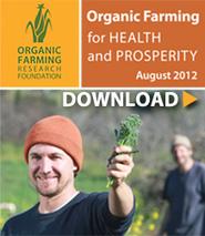 Organic Farming Research Foundation   Cultibotics   Scoop.it