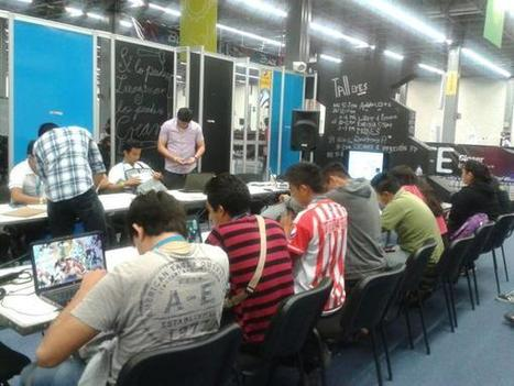 Jalisco Campus Party on Twitter | Raspberry Pi | Scoop.it