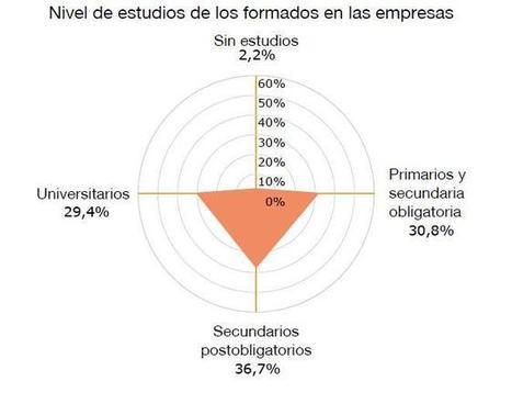 Formación en las empresas: Informe 2011 de la Fundación Tripartita | Educación y Formación | Educación y Formación | The digital tipping point | Scoop.it
