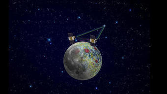 The moon's mysteriously uneven gravity is explained at last | Science | Scoop.it