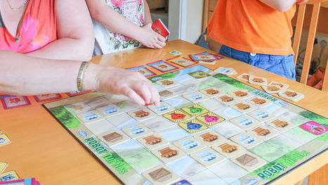 A Board Game That Teaches Four-Year-Olds How To Code | Andrew Liszewski | Gizmodo.com | Technology Bits and Bytes | Scoop.it