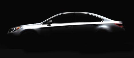 La nouvelle Subaru Legacy débutera à Chicago - Caradisiac.com | travel, Timeshare, vacation, | Scoop.it