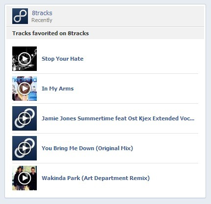 Facebook shows off its musical app chops | Musique sociale | Scoop.it